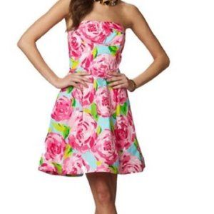 Lilly Pulitzer Hotty Pink First impression Dress 2